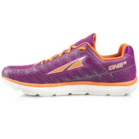 Altra One V3 Running Shoes Women, purple/orange